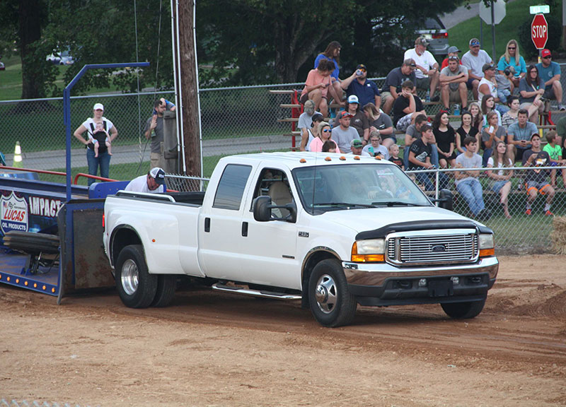 Anderson County Fair Truck Pull
